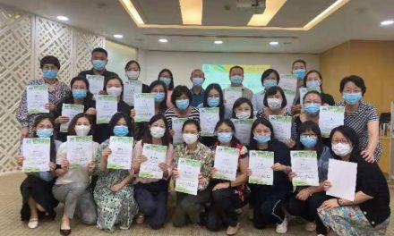 本會「社區康復學院」於上海市提供精神健康急救基礎課程
